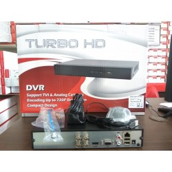 TURBO HD DVR DS 7204 HDT-I