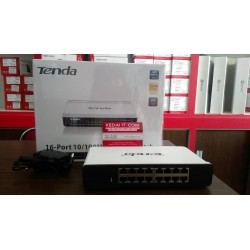 SWITCH TENDA S16 16PORT 10/100