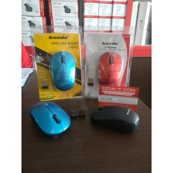 MOUSE WIRELESS BANDA