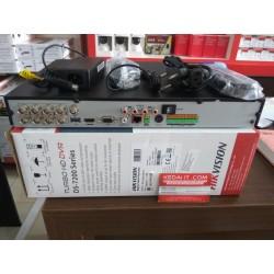 HIKVISION TURBO HD DVR DS-7208HUHI-K2