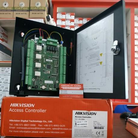 AKSES CONTROL HIK DS-K2804