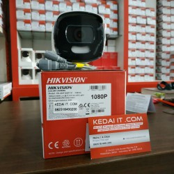 HIKVISION COLOR CAMERA DS-2CE12DFT-F