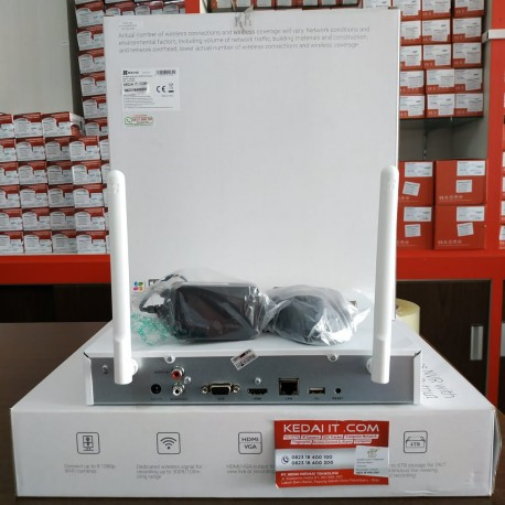 EZVIZ WIRELESS NVR WITH HDMI/VGA OUTPUT CS-X5C