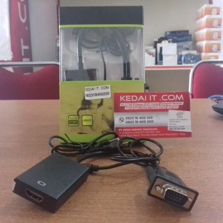 CONVERTER VGA TO HDMI NON ADAPTOR