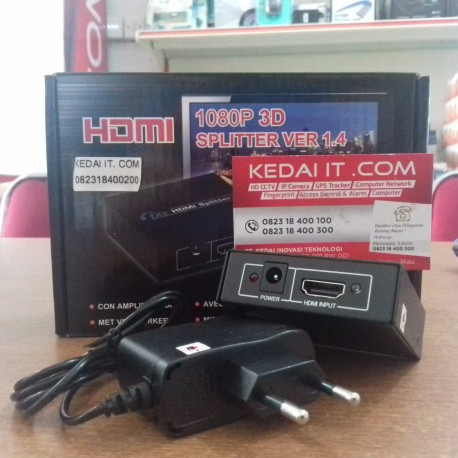 HDMI SPLITTER 1-2 PORT