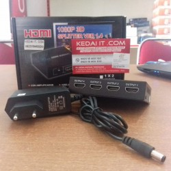HDMI SPLITTER 1-4 PORT