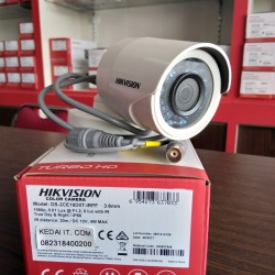HIKVISION TURBO HD CAMERA DS-2CE16D0T-IRPF