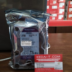 HARDDISK 2TB WD PURPLE