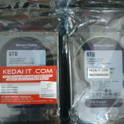 HARDDISK 6TB WD PURPLE
