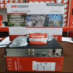 HIKVISION TURBO HD DVR DS-7204HUHI-K1/UHK