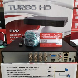 TURBO HD DVR DS-7208HDT-I