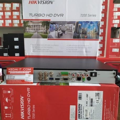 HIKVISION DVR DS-7204HTHI-K2 8MP