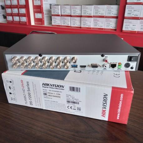 HIKVISION TURBO HD DVR DS-7216HQHI-K1