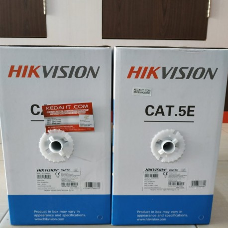 HIKVISION KABEL CAT5E DS-1LN5E-E/E