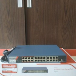 HIKVISION ETHERNET SWITCH DS-3E0326P-E/M (B)