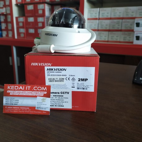 HIKVISION CAMERA DS-2CD3123G0-ISMS