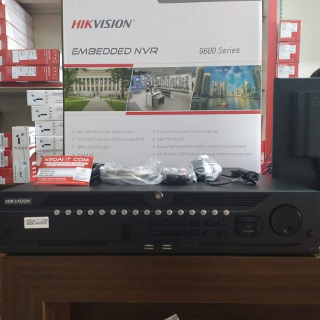 HIKVISION EMBEDDED NVR DS-9664NI-I8