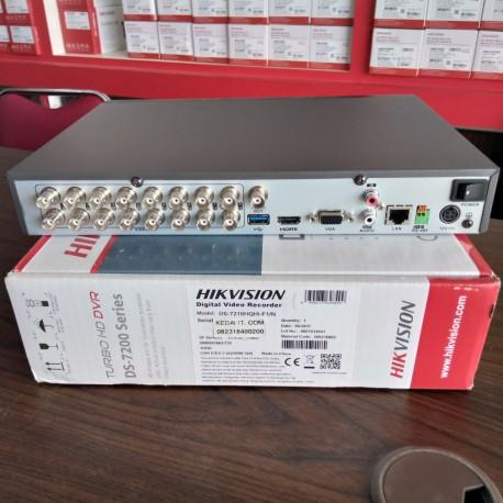 HIKVISION TURBO HD DVR DS-7216HQHI-F1
