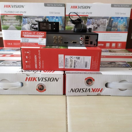 HIKVISION TURBO HD DVR DS-7204HQHI-K1/ECO