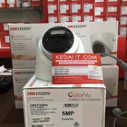 HIKVISION TURBO HD CAMERA COLORVU DS-2CE72HFT-F 3.6MM