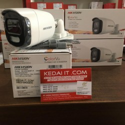 HIKVISION TURBO HD CAMERA COLORVU DS-2CE10HFT-F 3.6MM