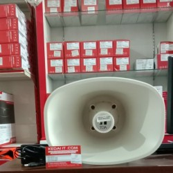 POWERED HORN SPEAKER(WITH AC ADAPTOR 24V) TOA ZH-P620S-AS