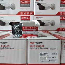 HIKVISION NETWORK CAMERA DS-2CD2T63G0-I8