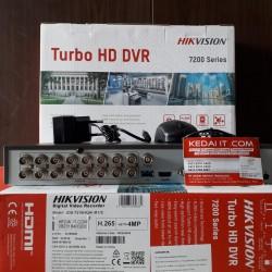 HIKVISION TURBO HD DVR IDS-7216HQHI-M1/S