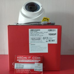 HIKVISION TURBO HD CAMERA COLORVU DS-2CE56D0T-VFIR3F 2.8-12MM