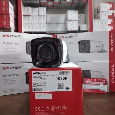 HIKVISION COLOR CAMERA DS-2CE17D0T-IT5F 3.6MM