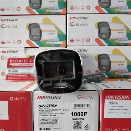HIKVISION COLORVU DS-2CE10DF3T-PF 2.8mm